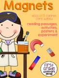 Magnets {CCSS & NGSS Aligned} Posters, Experiments, Activi