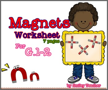 Magnets Worksheet for G.1-2