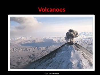 Magnificant Volancoes