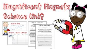 Magnificent Magnets Science Unit