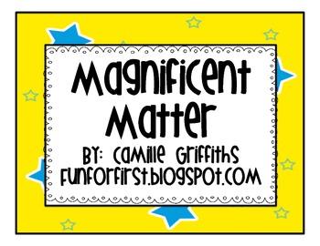 Magnificent Matter