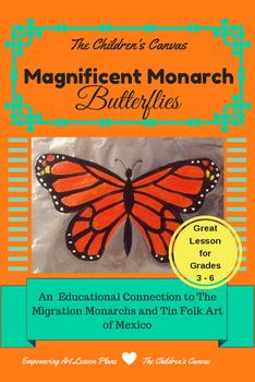 Magnificent Monarch Butterflies