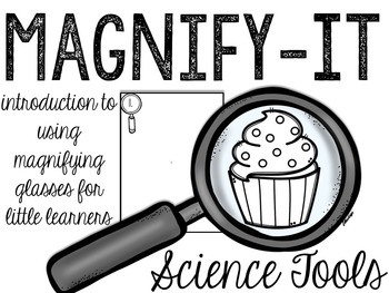 Magnify-It! Learning To Use Magnifying Glasses For Little