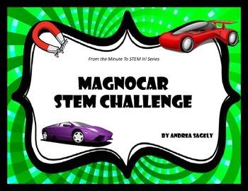 Magnetic Car - MagnoCar STEM Challenge