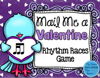 Mail Me a Valentine Rhythm Game: Tika-Ti