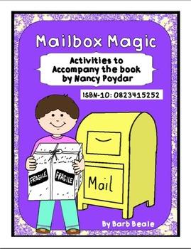 Mailbox Magic - Follow Up Activities - FREEBIE - 3 pages