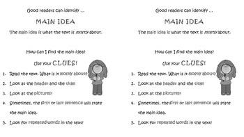 Main Idea Detective