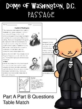 Main Idea FSA RI.1.2