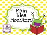 Main Idea Monsters