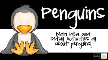Main Idea - Penguins