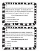 Main Idea Task Cards-  with QR Code Option