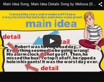 Main Idea Video
