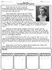 Main Idea and Supporting Details - Comprehension Passages