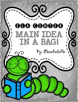 Main Idea in a Bag!