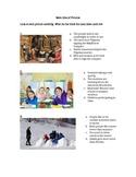 Main Idea of an Image Worksheet