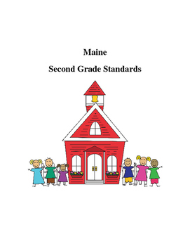 Maine Second Grade Standards