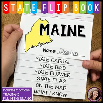 Maine State Book