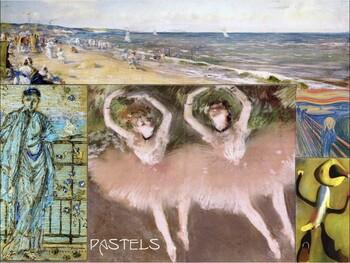 Major Artists & Watercolor ~ Art History ~ Cezanne Homer S