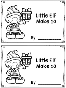 Make 10 Little Elf
