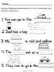 Make A Word~CVC Words~Print & Go