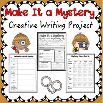 Make It A Mystery - Creative Writing Activity