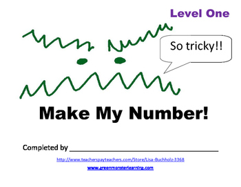 Make My Number: Level One