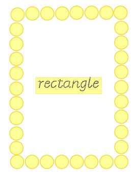 FREEBIE! Make Shapes with Pennies
