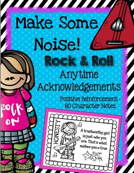 Make Some Noise! - Anytime Acknowledgements