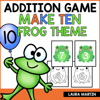 Make Ten-Frogs