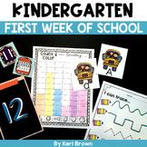 Back to School - Make Way for Kindergarten
