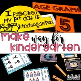 Back to School - Make Way for Kindergarten