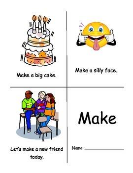 Make Word Book