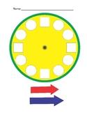 Make Your Own Clock Printable Worksheet