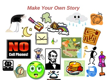 Make Your Own Story PPT