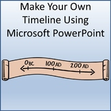 Make Your Own Timeline Using Microsoft PowerPoint 2013