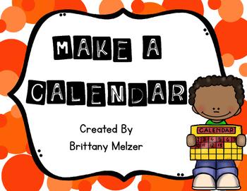 Make a Calendar