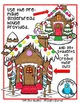 Make a Gingerbread House Clip Art Set - Chirp Graphics