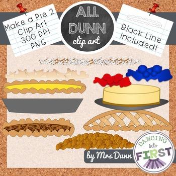 Make a Pie 2 Clip Art