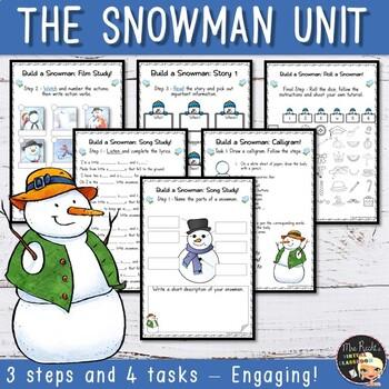 The Snowman - Activities