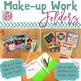 Make-up Work Folders Back to School