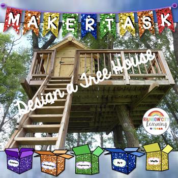 Maker Task: Design a Tree House