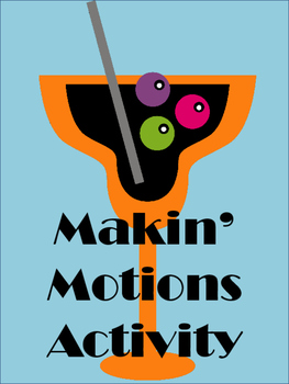 Makin' Motions Activity: Fun and Interactive Parliamentary