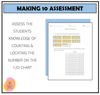 Making 10 Assessment
