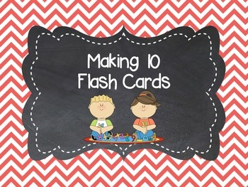 Making 10 Flashcards