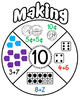 Making 10, Friends of 10 worksheets, activities