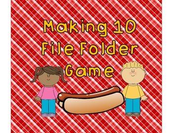 Making 10 Game