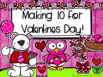 Making 10 for Valentine's Day