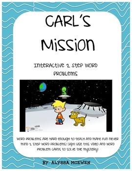 Making Word Problems Fun!