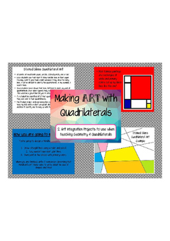 Making ART with Quadrilaterals