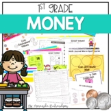 Money Activities: Coin Attributes, Coin Values, and Coin E